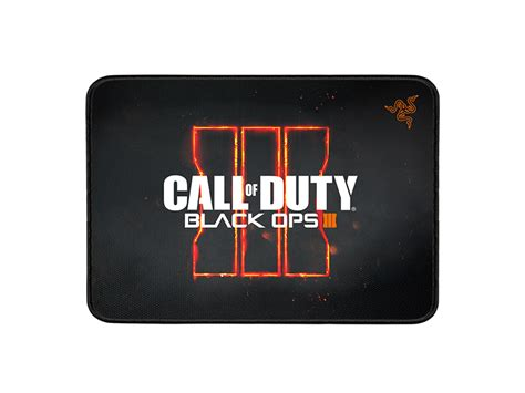 Razer Goliathus Speed Call Of Duty call of duty black ops iii goliathus medium speed mouse mat