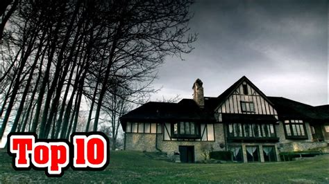 Killers Of The Home by Top 10 Infamous Murder Houses