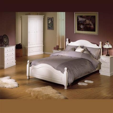 Provence Painted White Bedroom Furniture Bedside Cabinets White Painted Bedroom Furniture