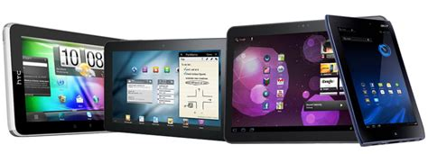 upcoming android tablets time to throw out the pc tablets will soon be the computing device of choice says report