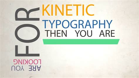 after effects free template kinetic typography free kinetic typography after effects template 2015
