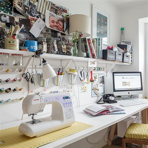 home office design uk organise craft supplies home office ideas that really