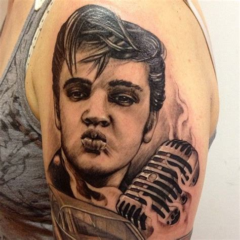 elvis presley tattoo designs 2180 best images about rockabilly tattoos on