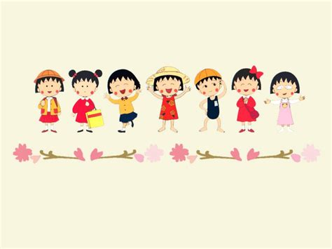 pictures gallery of chibi maruko chan