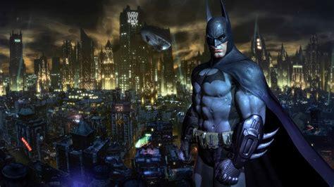 batman arkham knight black hd wallpaper