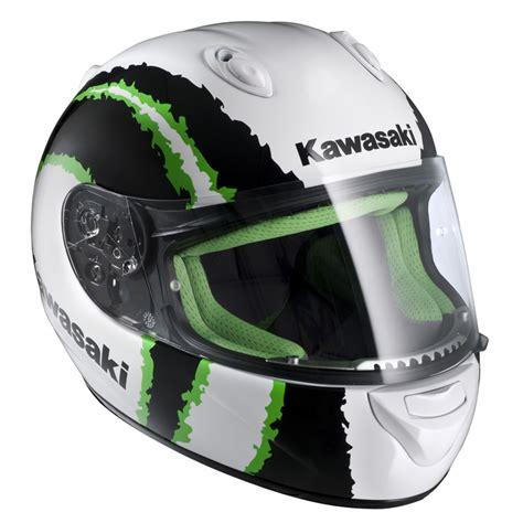 kawasaki motocross helmets hjc kawasaki urban ninja motorcycle helmet green xl ebay