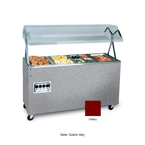 Bar Buffet Supplies Vollrath 39767 3 Well Cafeteria Unit Solid Base