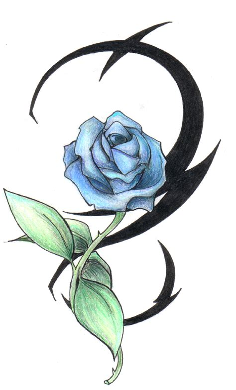 50 beautiful rose tattoo designs entertainmentmesh clipart best