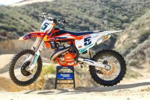 Ktm 550 Enduro Motocross Magazine D 201 J 192 Vu Ktm 550sx Two Stroke