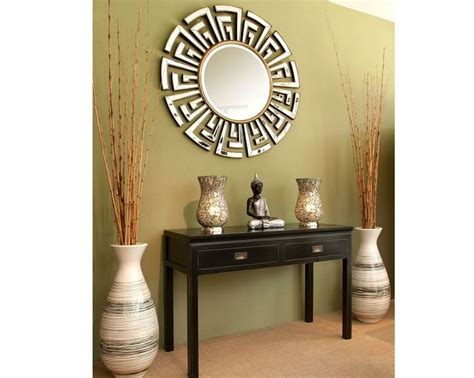 Entryway Vases Entryway Design Ideas The Mirrors Table And The