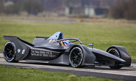 Mercedes Formula E 2019 by Bmw Completes Initial Shakedown For Formula E Racer