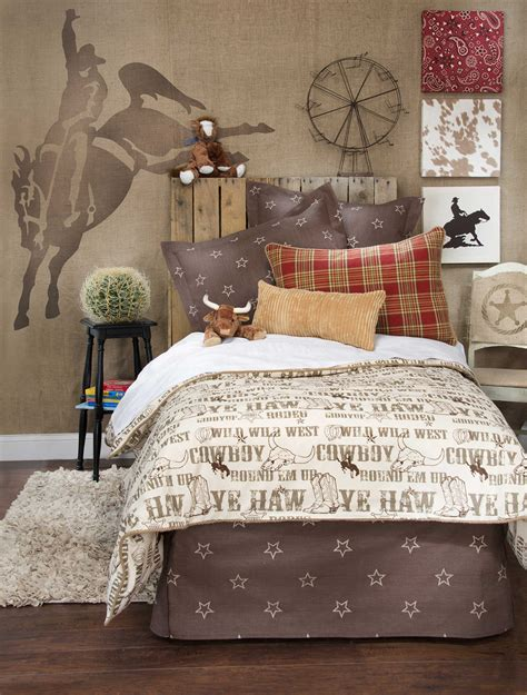 Children S Western Bedroom Decor by Cowboy Theme Bedrooms Create A Cowboy Bedroom