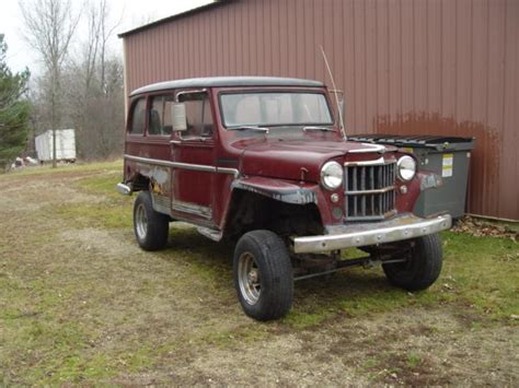 1961 willys jeep hardhead1 1961 jeep willys specs photos modification