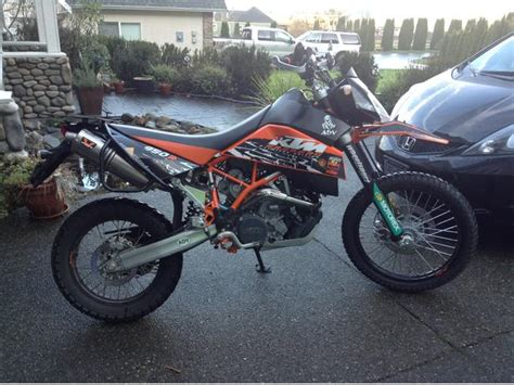 Ktm 950 Enduro R For Sale 2009 Ktm 950 Enduro Erzberg Edition Central Saanich