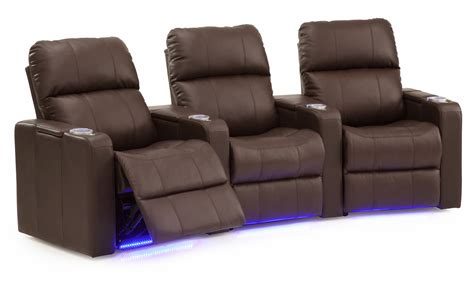 Reclining Theater Chairs by Palliser Furniture Home Theater Seating Recliners