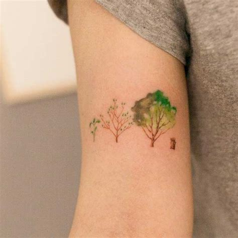 watercolor tree tattoo designs 51 watercolor ideas for stayglam