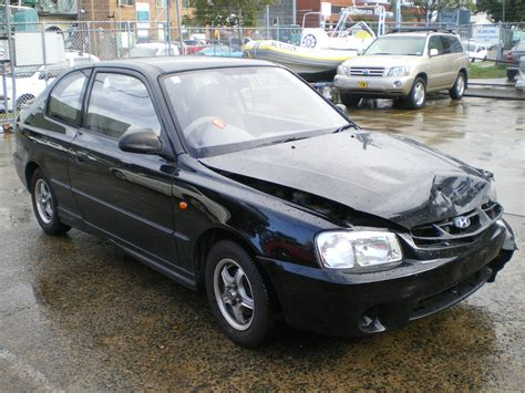 Hyundai Accent 2002 by 2002 Hyundai Accent Ii Pictures Information And Specs