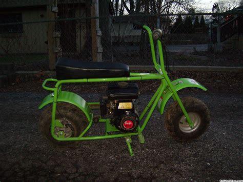 doodlebug mini bike cost got me a baha doodlebug