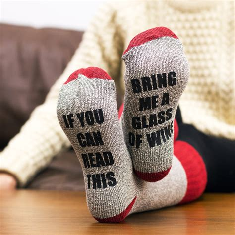bring  wine socks  vinepair store