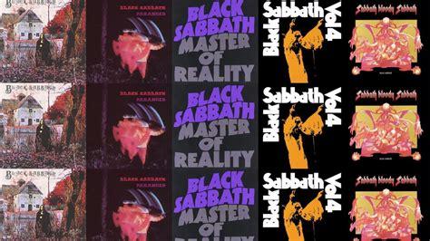 Black Sabbath 5 los 5 mejores discos de black sabbath diariocr 237 tico
