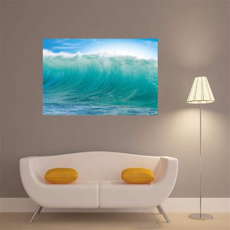 ikea wall art to french letter hack ikea hackers ikea ikea wall art wave our dining room with the wave picture
