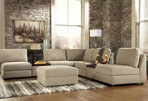 ashley furniture modular sectional sofa perfect modular sectional sofa leather west elm