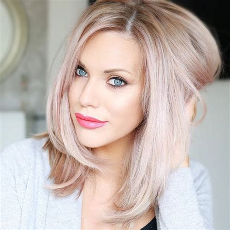 2016 pink hairstyle 30 pink hairstyles ideas for this season