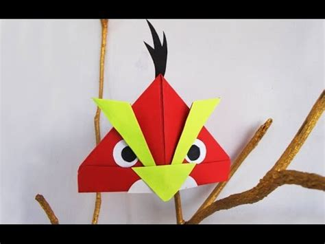 fantastic yellow and angry birds made easy using a4