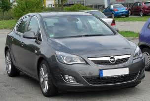 Vauxhall Astra Types File Opel Astra J Front 20100725 Jpg