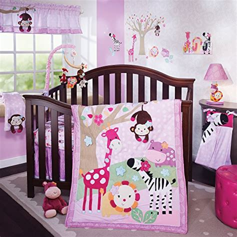 jungle bedding set lambs jelly bean jungle 4 bedding set bedroom