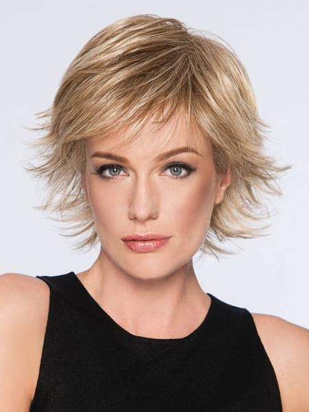 short spikey black wigs spiky cut by hairdo wigs com the wig experts