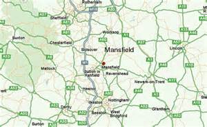 mansfield map mansfield location guide