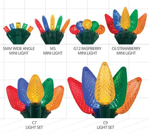 christmas bulb size chart 128 best ideas about led lights on led lights icicle lights and