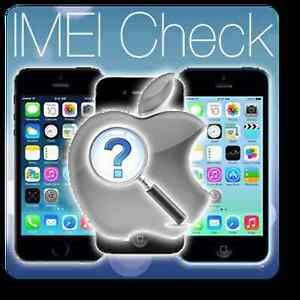 Iphone Imei Check Fast Iphone Imei Check Country Network Carrier Check Sim Lock Icloud Status Ebay