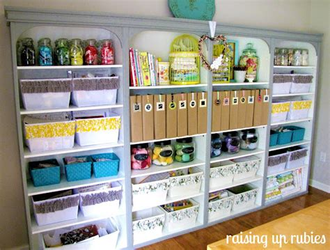 Craft Shelf by Shelving Archives Craft Storage Ideas