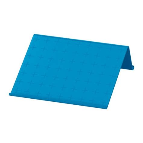 Sale Ikea Isberget Stand Tablet isberget tablet stand blue ikea