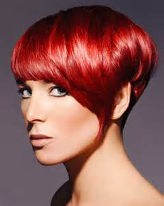 Short red hairstyles 2016 short hairstyles for women
