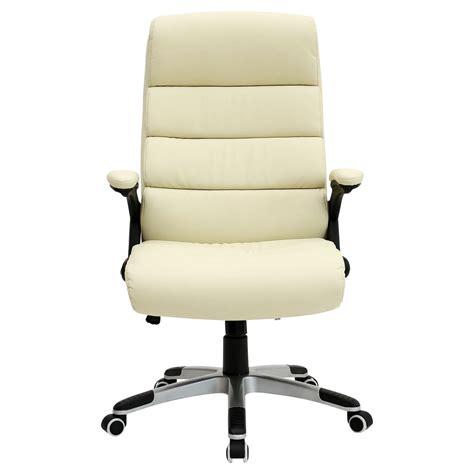 reclining office chair uk havana luxury reclining executive leather office desk