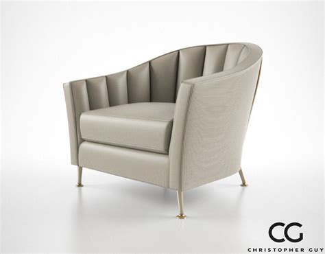 christopher guy armchair christopher guy alexandrine armchair 3d model max obj fbx cgtrader com