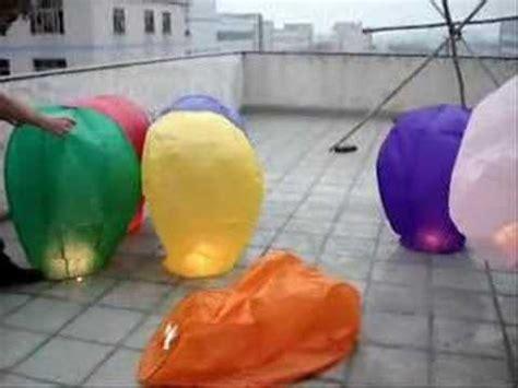 come fare una lanterna cinese volante lanterne mongolfiere volanti sky lanterns doovi