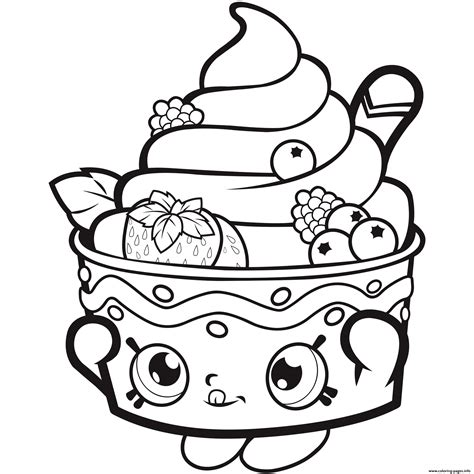 coloring pages of cute shopkins coloring pages of cute shopkins fresh shopkins coloring