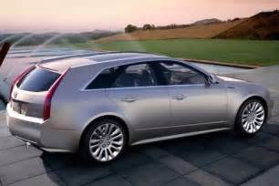 Cadillac Cts Station Wagon 2010 Cadillac Cts Wagon Packages Specs View Manufacturer