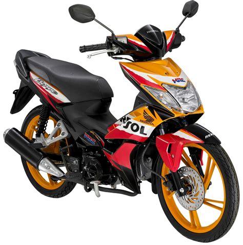 Sparepart Honda Blade Repsol new honda blade lebih sporty sirkuit winto