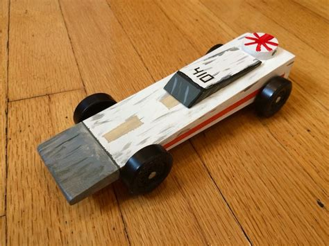 star wars x wing fighter pinewood derby car cubscouts