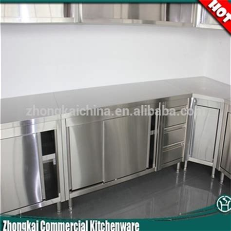 Free Standing Metal Kitchen Cabinets by Modern Kitchen Furniture Free Standing Stainless Steel