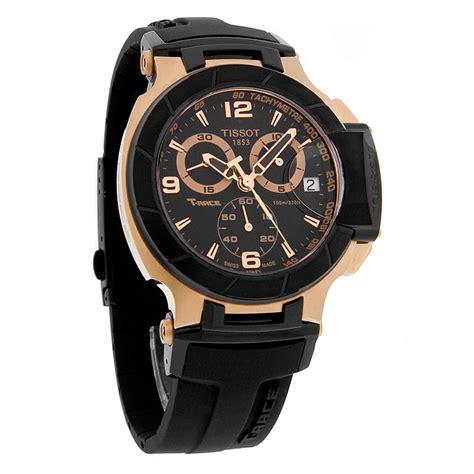 Tissot T Race Gold tissot t race chronograph mens black swiss quartz