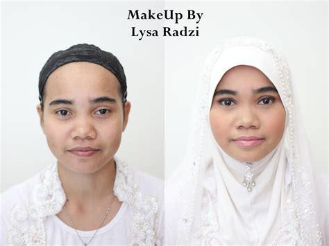 Makeup Kahwin makeup by lysa radzi kahwin mall wedding directory