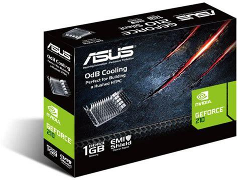 Asus Geforce Gt 210 1gb Ddr3 64bit 1 asus nvidia geforce 210 1 gb ddr3 graphics card asus