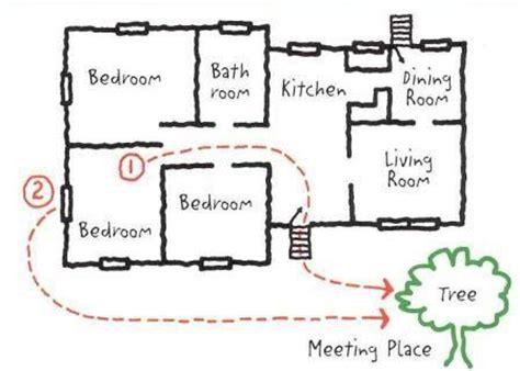 Fire Escape Plan Tips   Portland OR   American Chimney