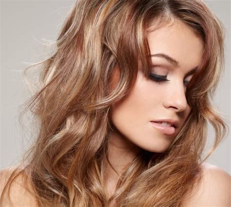 how to highlight layered hair blonde highlights layered light brown hair with full